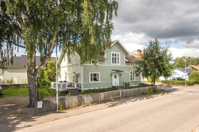 Bild: 6 rum villa på Ordensgatan 5, Bollnäs kommun Arbrå