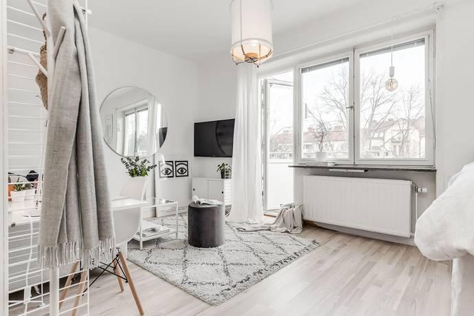 Bild: 1 rum bostadsrätt på Norra Kungsgatan 33, Gävle kommun Centralt Norr
