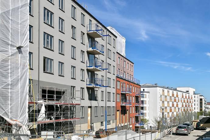 Bild: 2 rum bostadsrätt på Virkesvägen 19 A, Stockholms kommun Hammarby Sjöstad