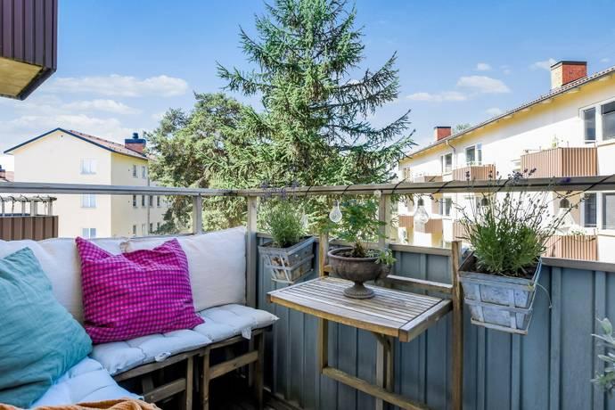 Bild: 2 rum bostadsrätt på Läckövägen 31, Stockholms kommun Hammarbyhöjden