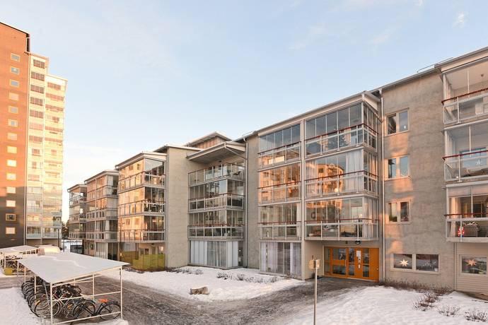 Bild: 2 rum bostadsrätt på Sandåkersgatan 6, Umeå kommun Sandåkern