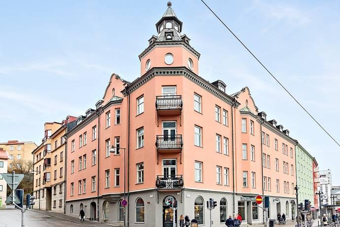 Bild: 2 rum bostadsrätt på Gjuteribacken 23, Sundbybergs kommun Centrala Sundbyberg