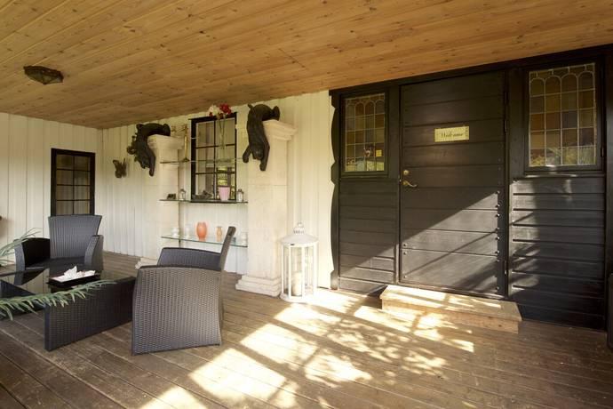 Trädgård Charlottenberg : Fågelvägen i centralt charlottenberg villa till salu hemnet
