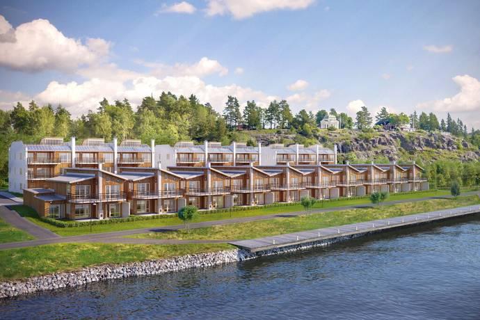 Bild: 4 rum bostadsrätt på Kastellvägen, Hudiksvalls kommun Hudiksvall - Djupestrand