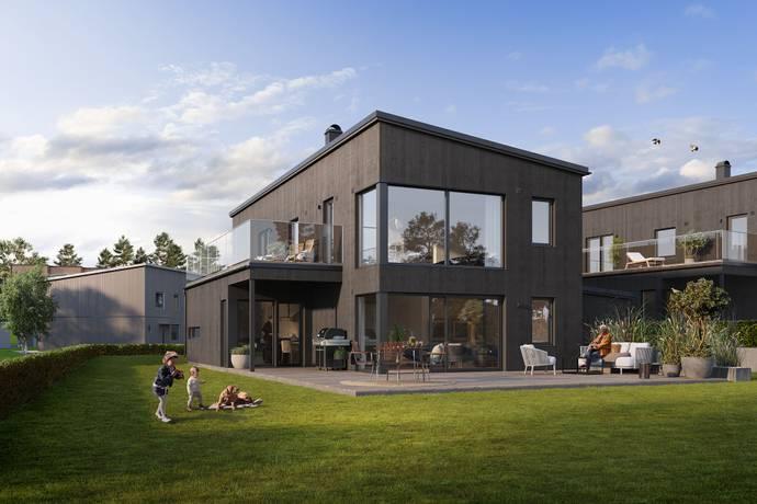 Bild från Hills - Hills Villastad - Villa Bok, Mölndal