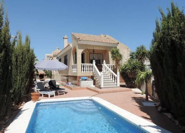 Bild: 4 rum villa på Villa i Playa Flamenca, Alicante, Spanien Playa Flamenca