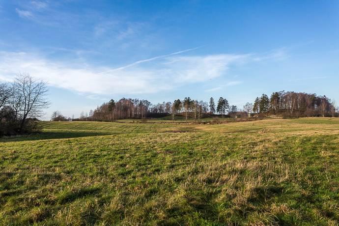 Bild: tomt på Bramstorpsvägen, Lunds kommun Genarp