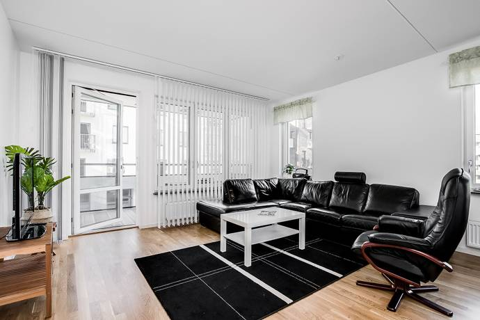 Bild: 3 rum bostadsrätt på Blandargatan 10, Uppsala kommun Norra Luthagen