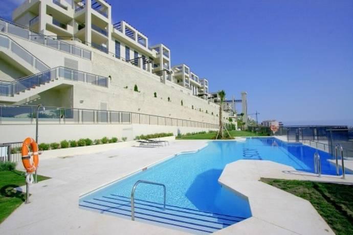 Bild: 3 rum bostadsrätt på Lägenhet i Los Flamingos med närhet till golf!, Spanien Estepona - New Golden Mile