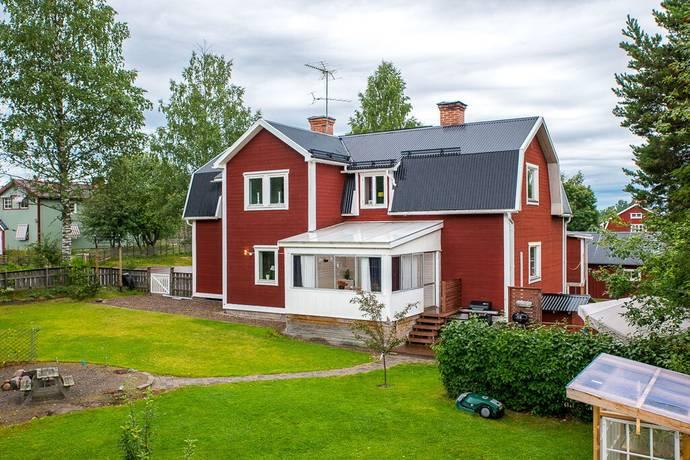 Bild: 6 rum villa på Härjedalsvägen 18, Ljusdals kommun FÄRILA