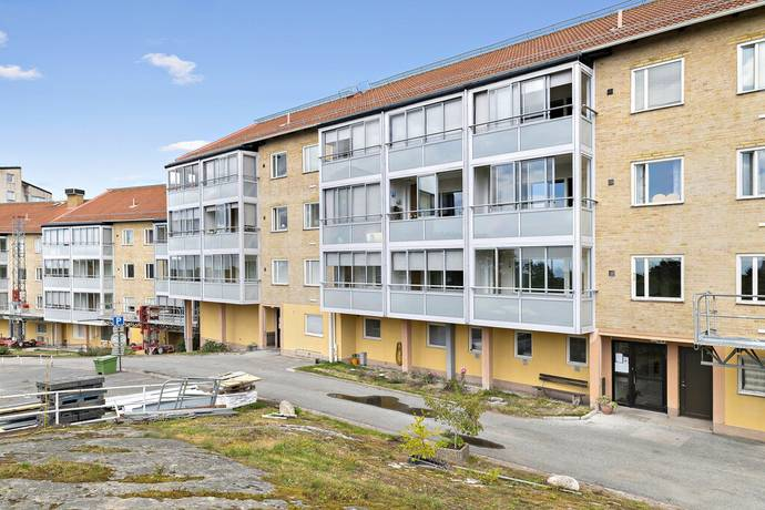 Bild: 2 rum bostadsrätt på Byggmästaregatan 2F, Karlskrona kommun Långö