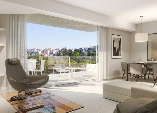 Bild: 3 rum bostadsrätt på Lisboa, Portugal
