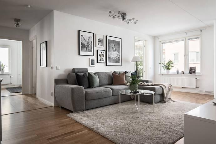 Bild: 3 rum bostadsrätt på Lustgårdsgatan 3, vån 2, Stockholms kommun Kungsholmen