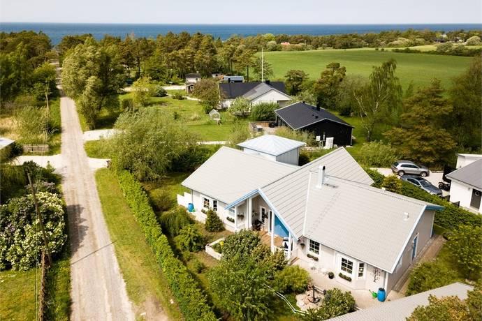 Bild: 5 rum villa på Själsö Brusviksvägen 4B, Gotlands kommun Visby med omnejd