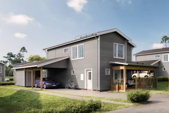 Bild: 5 rum villa på Rektor Jönssons väg, Mölndals kommun Stretered