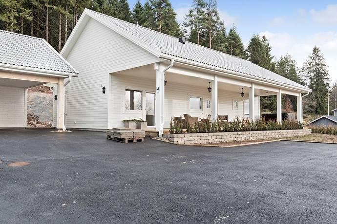 Bild: 4 rum villa på Hindåsvägen 76, Bollebygds kommun Bollebygd
