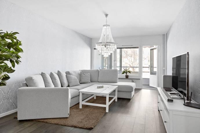 Bild: 3 rum bostadsrätt på Södra Slottsgatan 22A, Gävle kommun Söder