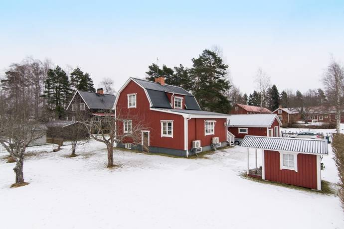 Bild: 5 rum villa på Olofsgatan 5, Sandvikens kommun Stensätra
