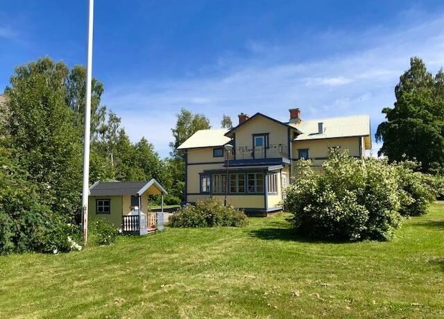 Bild: 5 rum villa på Söderblomsvägen 10A, Hudiksvalls kommun Bjuråker
