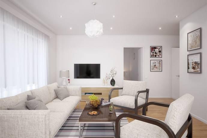 Bild: 4 rum bostadsrätt på Gulsparvvägen 26A, Östersunds kommun Brittsbo