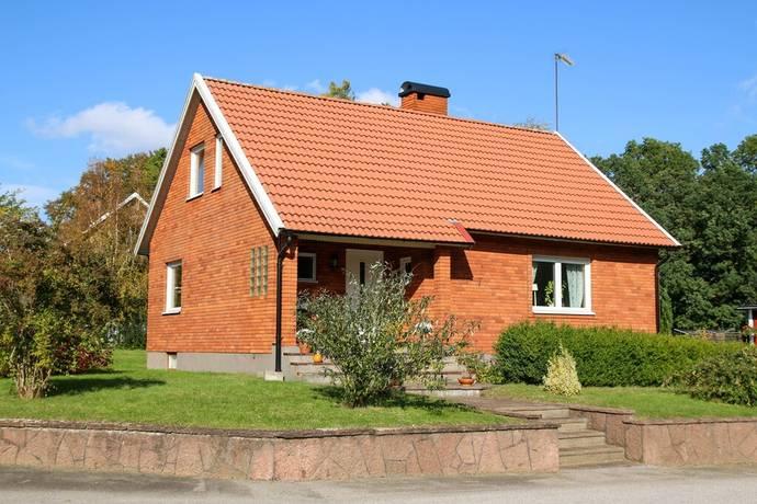 Bild: 5 rum villa på Skolvägen 7, Tingsryds kommun