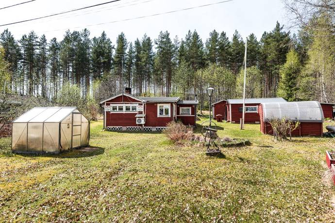 Bild: 4 rum fritidshus på Balungstrand 66, Falu kommun Övertänger