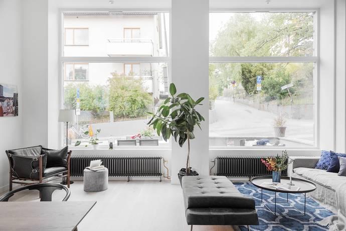 Bild: 4 rum bostadsrätt på Flottbrovägen 29, Stockholms kommun Stora Essingen