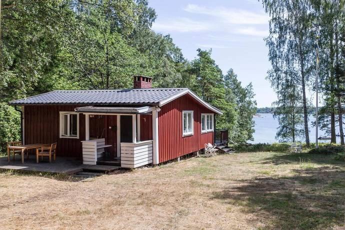 Bild: 2 rum fritidshus på Torsnäs tomt nr 34, Haninge kommun Ornö - Björkösund  (Arrende)