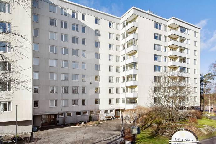 Bild: 1 rum bostadsrätt på Bollmoravägen 2, 3 tr, Tyresö kommun Tyresö Centrum