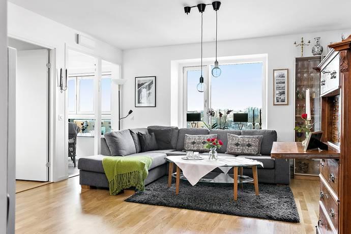 Bild: 3 rum bostadsrätt på Borgarfjordsgatan 21 a, Stockholms kommun