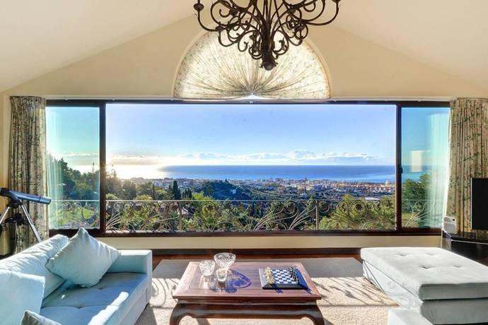 Bild: 6 rum villa på Marbella, Spanien Marbella Town