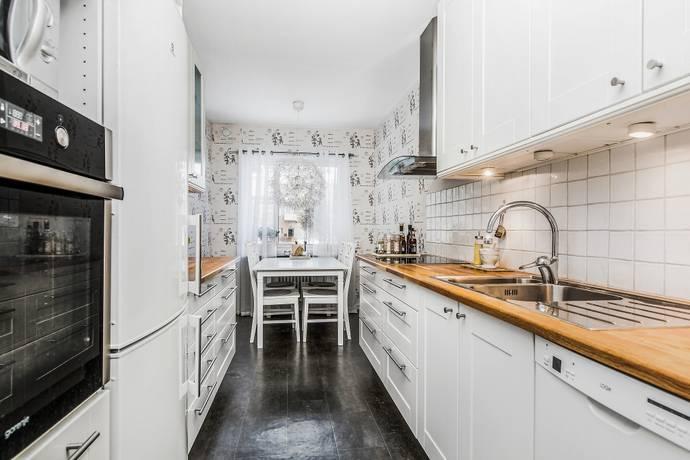Bild: 3 rum bostadsrätt på Hyttgatan 27, Sala kommun Centrum