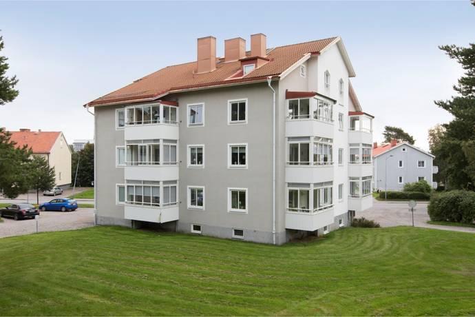 Bild: 1 rum bostadsrätt på Bragegatan 13, Sundsvalls kommun Haga