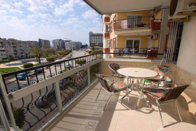 Bild: 3 rum bostadsrätt på Oba Gur Apartment id 3632, Turkiet Oba