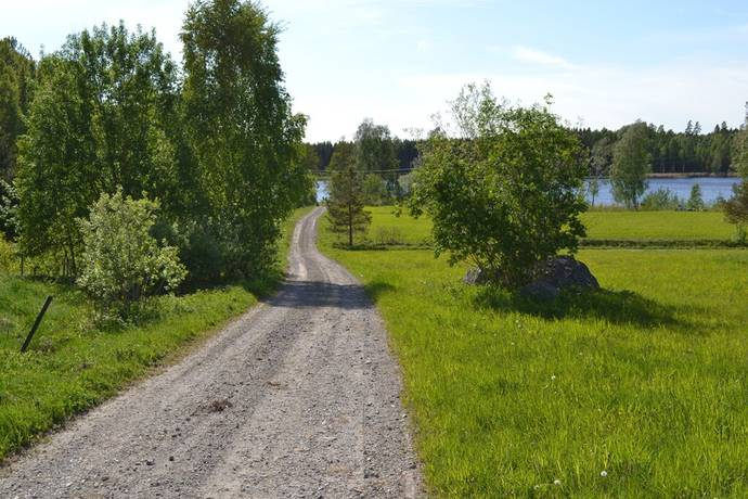 Bild: tomt på Nordansjö, Örebro kommun Nordansjö