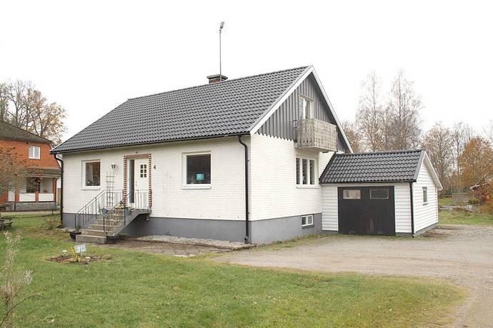 Bild: 4 rum villa på Kyrkvägen 4, Emmaboda kommun Långasjö