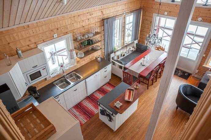 Bild: 5 rum villa på Tjäderstigen 43, Älvdalens kommun Idre - Fjällbäckens stugby