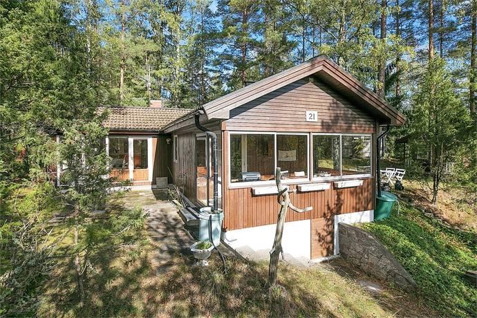 Bild: 4 rum villa på Östra Forssa Kiviksvägen 21, Flens kommun