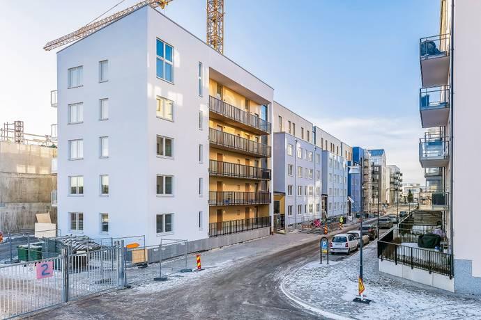Bild: 1 rum bostadsrätt på Gripengatan 26, Järfälla kommun Barkarbystaden