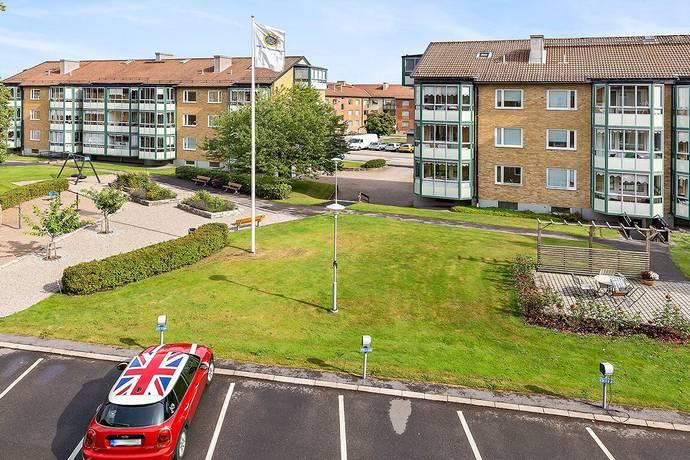 Bild: 2 rum bostadsrätt på Marierovägen 12, Vänersborgs kommun Mariero