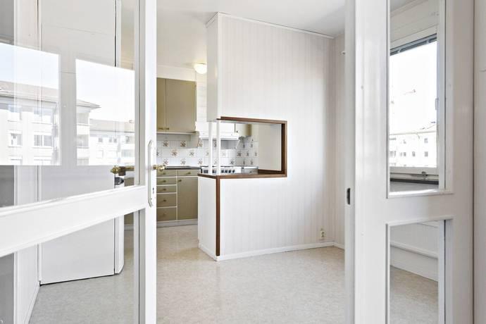 Bild: 3 rum bostadsrätt på Vallavägen 45, Haninge kommun