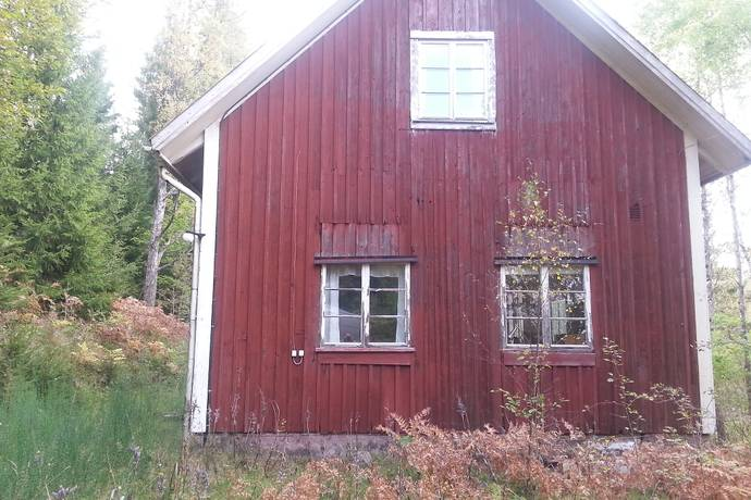 Bild: 5 rum fritidshus på Strömsfors 131, Svenljunga kommun