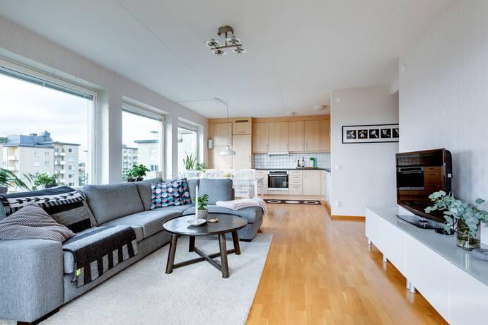 Bild: 3 rum bostadsrätt på Siljansvägen 73A, Stockholms kommun Årsta