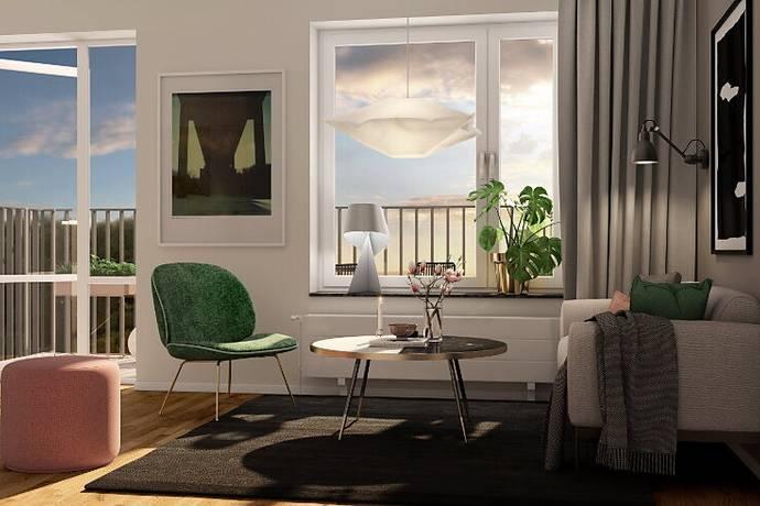 Bild: 4 rum bostadsrätt på Ursviks Torn - Stugvägen, Sundbybergs kommun Ursvik Norra