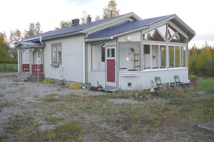 Bild: 3 rum fritidshus på Härjedalsvägen Laforsen 24, Ljusdals kommun KORSKROGEN, Laforsen