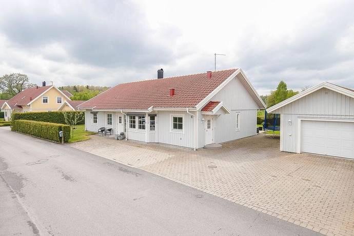 Bild: 6 rum villa på Nordtorpsvägen 4, Lidköpings kommun