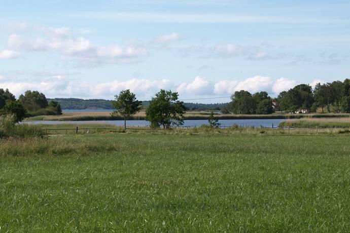 Bild: tomt på Sigyns väg 4, Karlskrona kommun