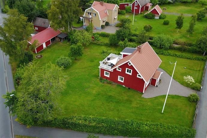 Bild: 6 rum villa på Mjälarydsvägen 12, Jönköpings kommun Tenhult