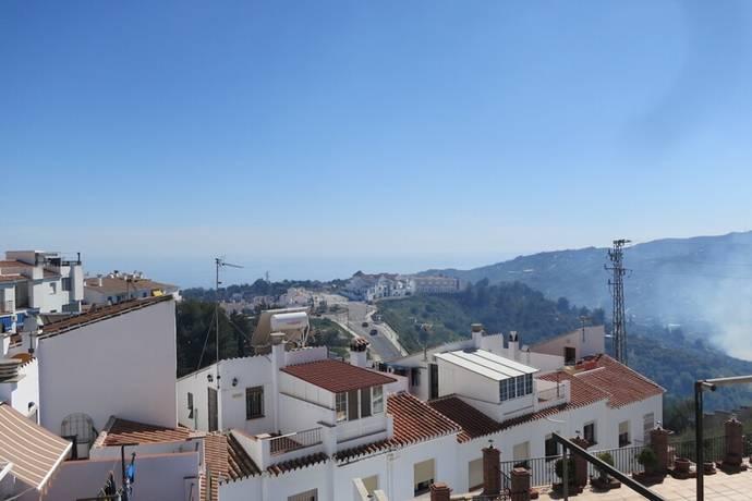 Bild: 7 rum bostadsrätt på Townhouse i Frigiliana, Spanien Frigiliana