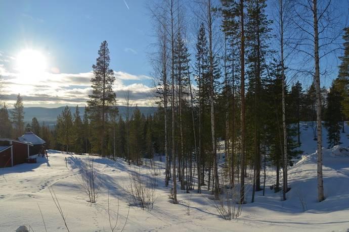 Bild: tomt på Björnrike Sersåstigen 16B, Härjedalens kommun Björnrike